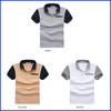 2014 fashion style OEM service cheap men 100% cotton two color Polo shirt