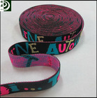 new design colored woven fabric elastic band
