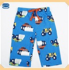( D3749 ) Blue 18M-6Y summer kids wear manufacturers boy cotton short fashion children shorts