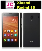 Wholesale 100% Redmi 1S Original Xiaomi Redmi 1S Mobile Phone Xiaomi Hongmi 1S Smartphone Red Rice 1S 3G WCDMA Multi-Language!