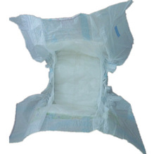OEM soft cotton disposable baby diaper with good quality/ 20 years experience