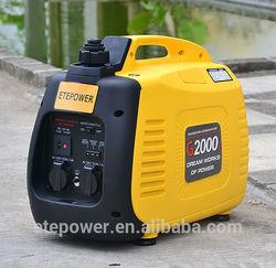 2000w gasoline inverter generator cheap silent portable generator