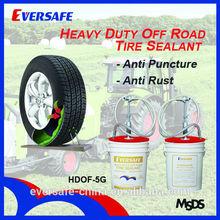 mining tyre sealant, tubed tire sealant, tubeless tyre sealant