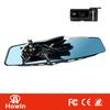 4.3 Inches G-Sensor Quad Camera In Car GPS System