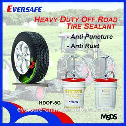 Heavy duty off road tyre sealant, tire sealant, tubeless tyre sealant