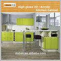 ready made modern design kitchen cabinets
