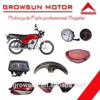 BAJAJ BM100 BOXER EXHAUST MUFFLER Motorcycle Spare Parts