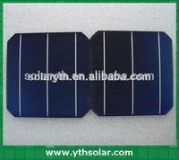 6'' 4.64watt monocrystalline photovoltaic cell on sale for Germany market/solar cells 6x6