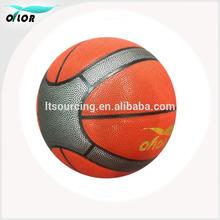 High quality cheap custom size 7 pu basketballs