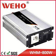 Sliver colour 800w 12v 220v inverter battery stand