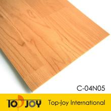 Wood Pattern Roll Indoor PVC Sports Flooring