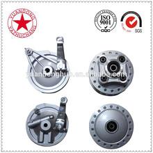 Aluminum Die Casting Motorcycle Parts/ Motorcycle Hub pulsar motorcycle