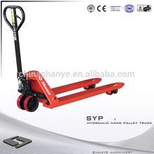 SHANYE Hand Pallet Truck SYP-I scan tools heavy duty truck