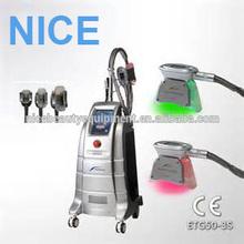 Zeltik Cryolipolysis with 3 Handle Pieces Cryonics Cryotherapy Equipment