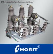 ghorit ZW32-24 24KV 630A outdoor high voltage VCB manufacturer