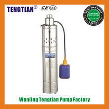 QGD submersible water pumps hydraulic ram pump