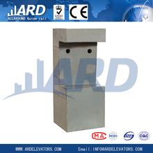 elevator part,cast iron elevator weights,elevator car weight