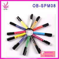 2014 good quality nail art polish tool , acrylic paint nail pen