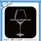 HOT Sale handmade Clear Crystal wine glass