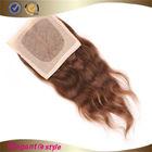 Wholesale high quality free part ,3 parts lace closure. 100% human hair lace closure