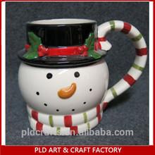 Christmas Snowman Style Coffee Cups/Christmas Design Coffee Mug/Christmas Candy Mug