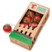 wholesale vegetable apple banana fruit box fruit packaging box scpb14071209 fruit packaging box