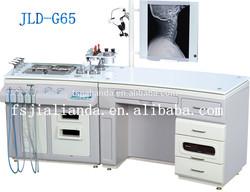 Constant temperature rinsing system of ent treatment unit.