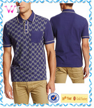Custom the best quality fit shirt design polo t shirt