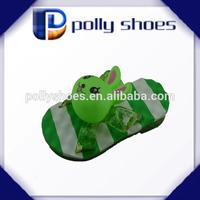 pvc led light slipper new model cute kid led light slipper