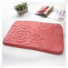 2013 Popular ,Fashion memory foam bath mat/Memory foam bath mat_ Qinyi