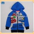 2014 nouveau design à la mode enfant vêtements enfant bébé garçons hiver manteau veste ( A4111 )