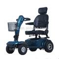 4 ruote pieghevole mobilità scooter elettrico bz-8301 con 500w