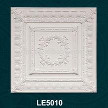 Moisture-proof square decorative polyurethane ceiling products