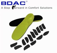 EVA adjustable inserts anatomical insoles for shoes
