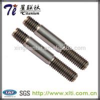 Factory Hot Sale for Titanium GR5 m24 m30 Stud Bolt