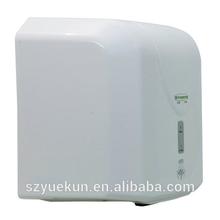 China manufacturers public washroom warm air hands free hand dryer YK6902