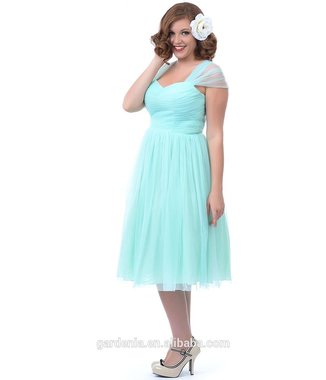 Vestido de novia de la luz verde