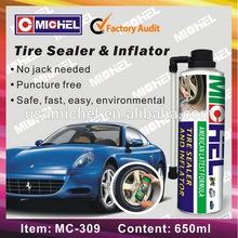 Emergency Automatic Tubeless Tire Repair Spray