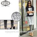 Nuevo estilo de moda para mujer skinny jeans, Para los pantalones vaqueros, Jeans para ventas al por mayor DS00566B