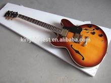 archtop guitar / replica guitar / copy ES335 jazz guitar