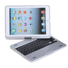 Shenzhen 360 Degree Rotation ABS Keyboard Wireless Bluetooth keyboard for Ipad Air