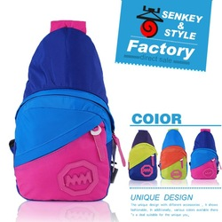 SENKEY STYLE hot selling sling bag for hiking camping travelling with different function