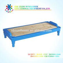 Kindergarten Furniture Wooden Kids Bed, Kids Daycare Beds, Kids Bed (XYH-0064)