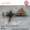 top quality DIESEL INJECTOR 23670-09070 / 095000-8290 /23670-0L050 used for TOYOTA HILUX D4D KUN26 DENSO 1KD-FTV 3L