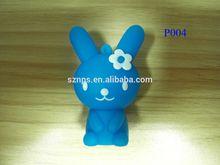 China wholesale market PVC rabbit usb flash drive 2.0 accept paypal