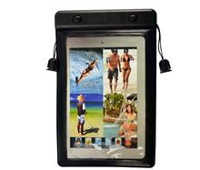 2014 pvc waterproof diving bag for ipad mini