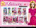 nt4039 nueva muñeca de moda oferta especial con precios baratos juguetes de icti