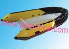4.2m FRP RIB inflatable boat/fiberglass inflatable boats