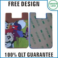 Free design Japan quality standard mobile phone case card holder wallet