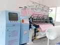 Computadorizada de pontos de bloqueio de multi agulha consolador máquina, Industrial quilting preço da máquina, Automático quilting máquinas para venda